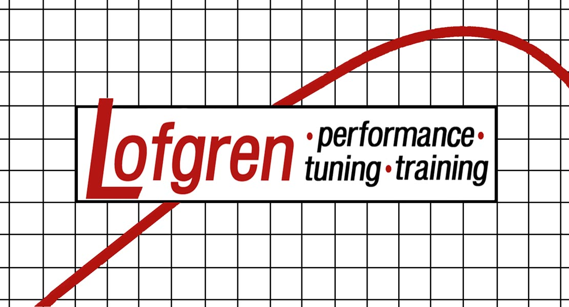 Lofgren Performance, Tuning, and Training Logo